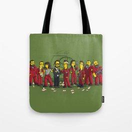 Casa De Papel Tote Bag
