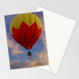 Hot-air Balloon 1 Stationery Cards