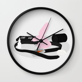 2013: Earth Defense Force Wall Clock