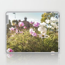 Flower house garden Laptop & iPad Skin