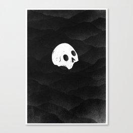Man & Nature - The Future Canvas Print