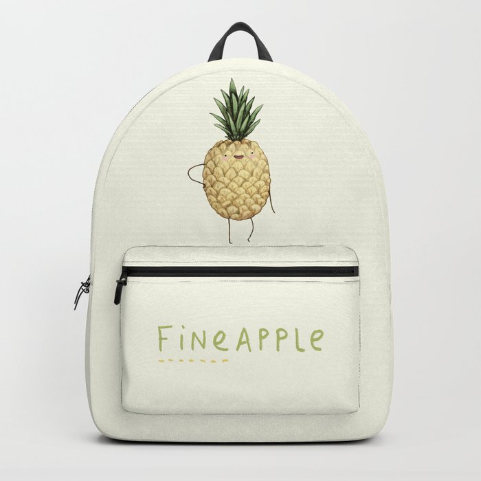 Fineapple Backpack