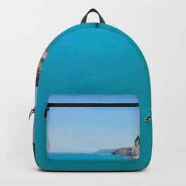 Kourion beach Backpack