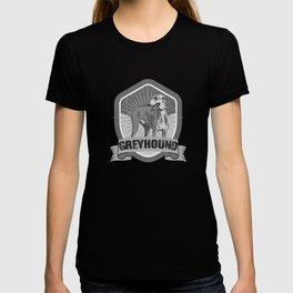 Greyhound, Greyhound galgo, Greyhound italian T-shirt