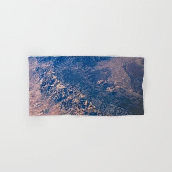 Climb The Mountains Hand & Bath Towel