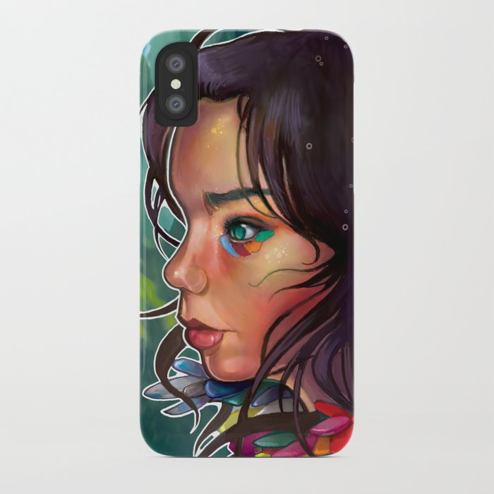 Volta iPhone Case