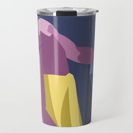 Death of a Marat Pop Art Travel Mug