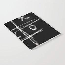 Tic-tac-toe Morpion Notebook