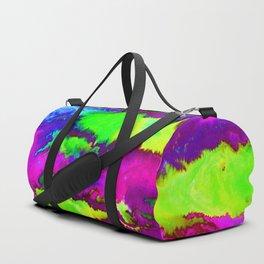 Hyper-Colour Duffle Bag