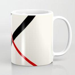abstract minimal 46 Coffee Mug