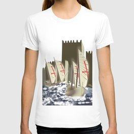 Ó gente da minha terra T-shirt