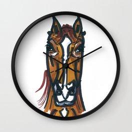 Rover Ruiz Wall Clock