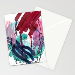 Meet Me On The Corner Stationery Cards