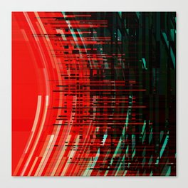 sonic weapon Canvas Print
