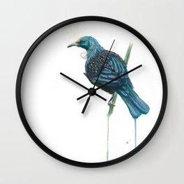 The Parson Bird aka Tui Wall Clock