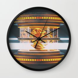 Shifty Wall Clock