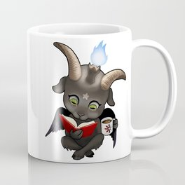 Bright Baby Baphomet Coffee Mug