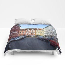 Colours of Vesterbro, Copenhagen Comforters
