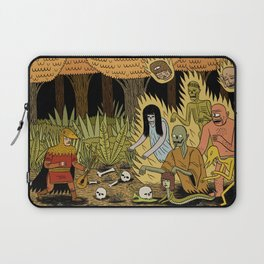 The Woodland Ghosts Laptop Sleeve