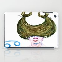 cancer iPad Cases featuring Cancer by Aloke Design