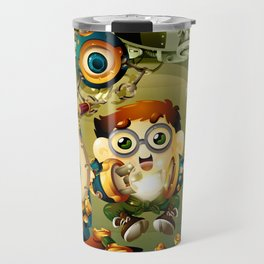 Discovery of the repairman Travel Mug