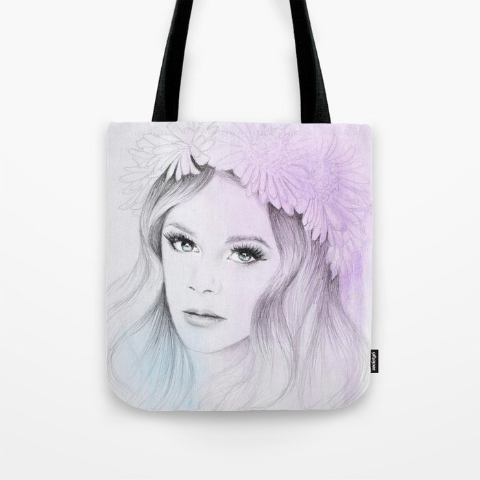 Flourish Tote Bag