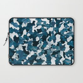 Surfing Camouflage #3 Laptop Sleeve