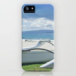 Polo Beach iPhone Case
