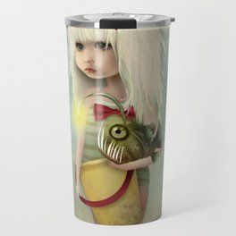 My Fishy Friend Travel Mug