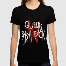 queers bash back v2 (lite) T-shirt