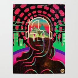 Gaia's Dome Poster