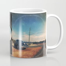 Roadside Classic - America As Vintage Album Art Coffee Mug