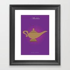 Aladdin | Fairy Tales Framed Art Print