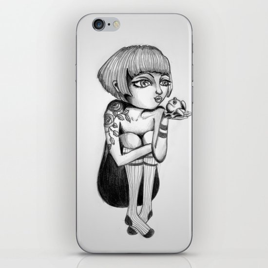 Princess & Frog iPhone & iPod Skin