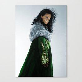 Loki - There Are No Men Like Me XIX Version II Canvas Print