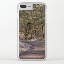 Bromley Hill Panorama Clear iPhone Case