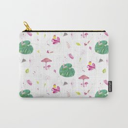 Big Green Leaf Carry-All Pouch