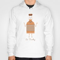 whisky Hoodies featuring Le Ouisky by Teo Zirinis