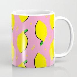 Lemon Squeezy 03 Coffee Mug