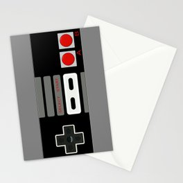 Retro Game Console Stationery Cards