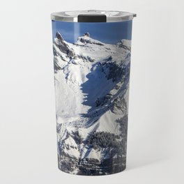 French Alps Travel Mug
