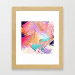 Cuban Sunset Framed Art Print