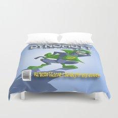 DYNOMUTT Duvet Cover