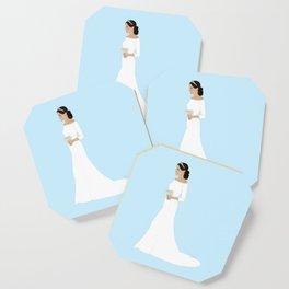 Duchess of Sussex Meghan Markle Royal Wedding Dress Coaster