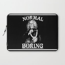 Granny: Normal is Boring Laptop Sleeve