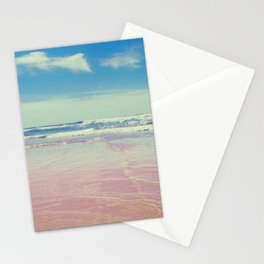Sea waves 6 Stationery Cards