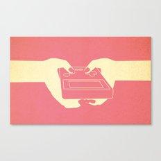 g-girl Canvas Print