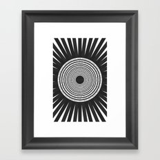 DAFT PUNK-MINIMAL RAM Framed Art Print