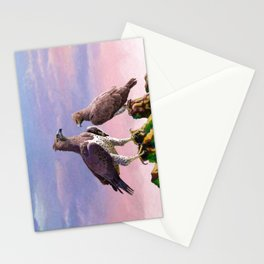 Martial Eagle Stationery Cards
