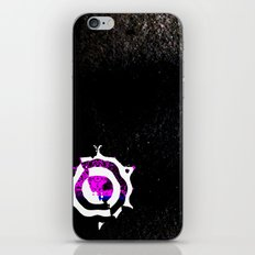 Bk1x2l iPhone & iPod Skin